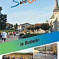 Le bulletin d'informations municipales de saint-gence d'avril 2017 est en ligne