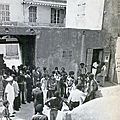 Les Jackson 5 à Dakar (Sénégal), 1974