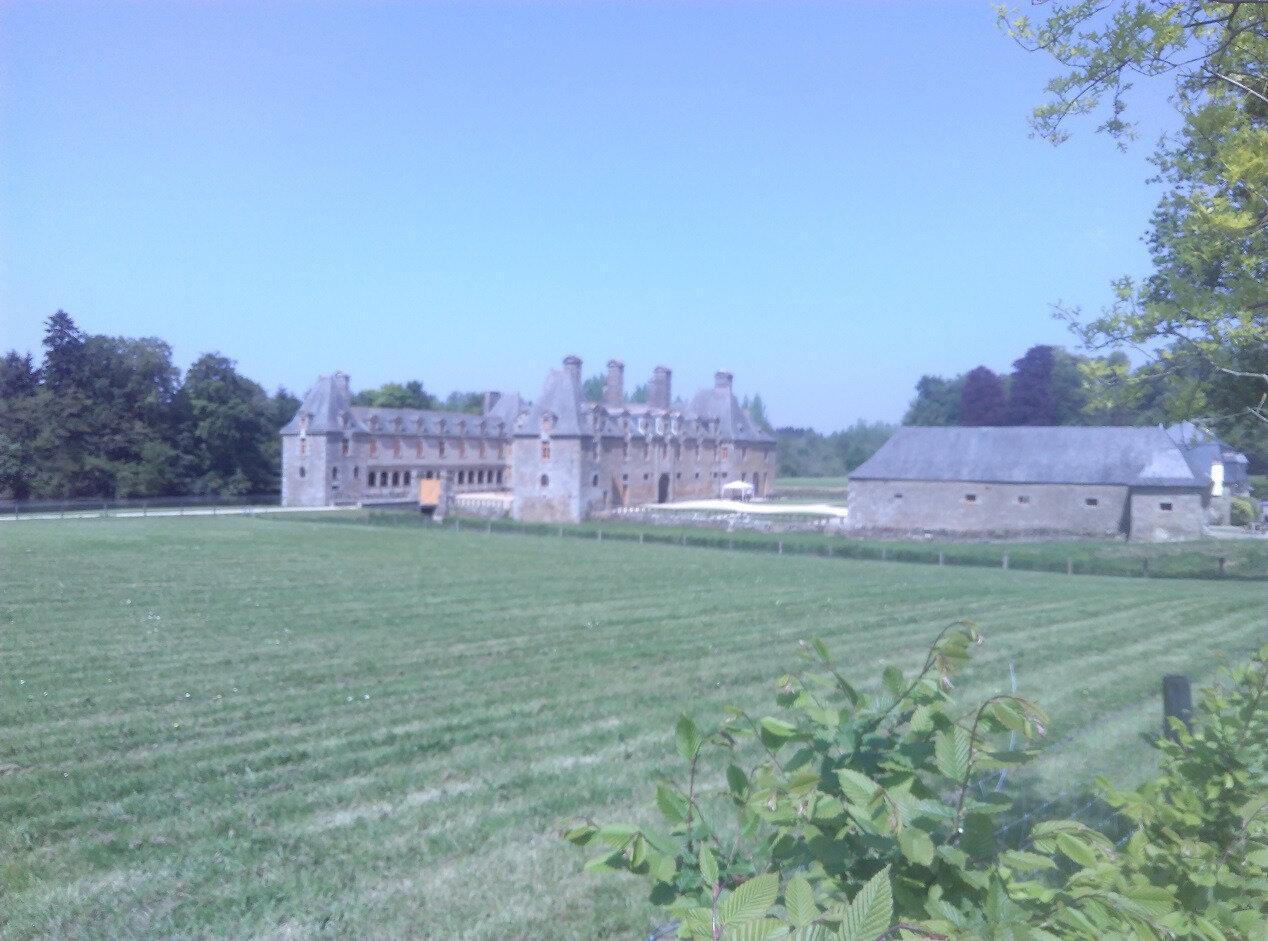 Le Château de Rocher Portail (Ille et Vilaine)