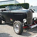 FORD Hot Rod roadster 1932 Illzach (1)