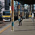 Alone in Chiba
