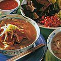 Soupe asiatique : pho