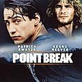 Point Break : visionnez ce film mettant en avant <b>Patrick</b> Swayze