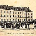 Lettre de Philippe à Denise, Brest, 14 avril 1937
