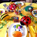 TABLE CARNAVAL