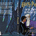 Critique Harry Potter <b>tome</b> <b>6</b> ou l'une des pires intrigues de la saga