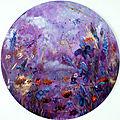 Mauve, pourpre, lilas, violet...