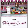_magasin sexuel_, de turf (2011)