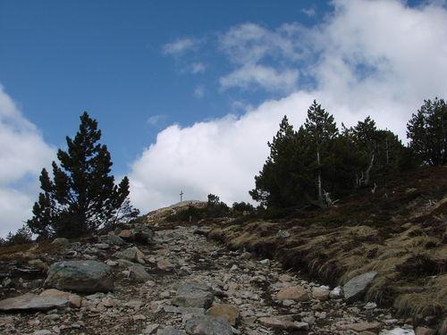 2008 04 24 Sur les hauteurs du Mont Mézenc