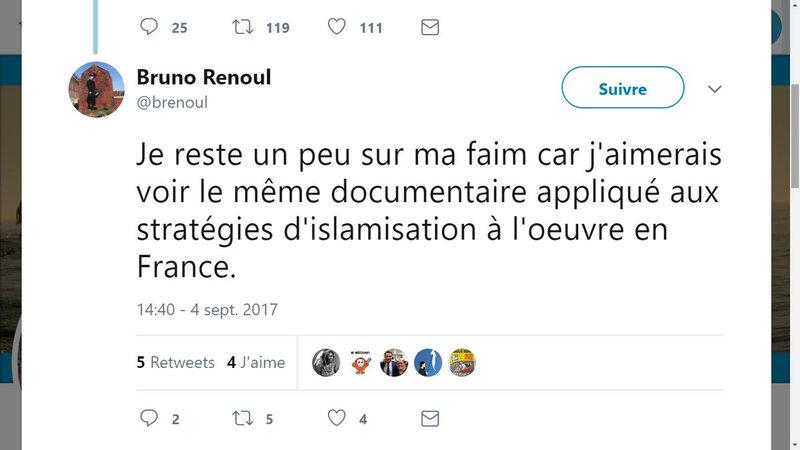 BrunoRenoul-Islamisation