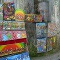 arts, rues de salvador