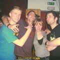 Seb Chronik, dj Baz, Deborah et System D