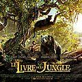 [Ciné] Le <b>livre</b> de la <b>Jungle</b>