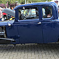 Tournai 2018 16th Custom Meeting - Hot Rods but no Fords!