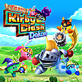 Test de Team Kirby <b>Clash</b> Deluxe - Jeu Video Giga France
