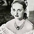 Les femmes celebres les actrices qui les incarnèrent : 4 elisabeth 1 ( reine d'angleterre ) .