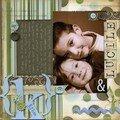 Lucile et Kylian