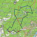Randonnée InterG : Autour du Château du Val