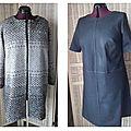 Avant l'arrivée durable du printemps, portons encore nos tenues d'hiver ....