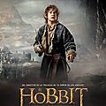 Bilbo El Hobbit La Desolacion of Smaug