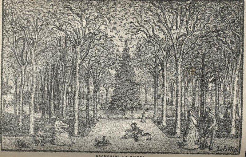 Promenade du Cirque (1871)