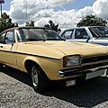 Ford capri ii xl 1974-1977
