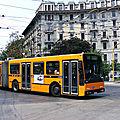 Italie : Solaris fournira les nouveaux trolleybus