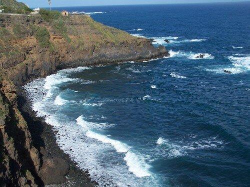 Crique volcanique