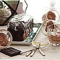 Un <b>marbré</b> vanillé chocolat trop bon!!!!!