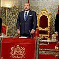 نداء جلالة الملك للشعب المغربي : إن التصويت حق وواجب وطني، وأمانة ثقيلة عليكم أداءها