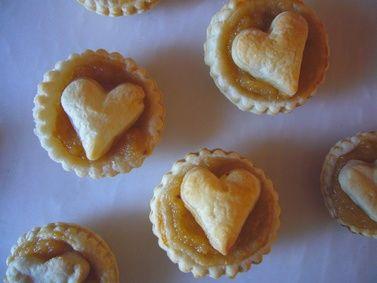 Coeurs à la pomme