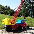 Camion berliet drague. ipl. france