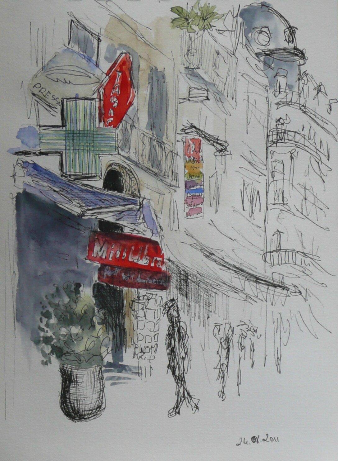 Monpellier-rue-des étuves