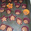 Petits chocolats aux céréales