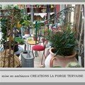 FERRONNERIE D'ART LA FORGE TERVAISE-PORTAILS-RAMPES-TABLES-CHAISES-DECO ETC