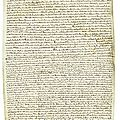 Rare copy of 1217 Magna Carta goes on view at the New-York Historical Society