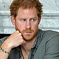 Le Prince Harry ... rebelle royal !