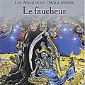 Les <b>Annales</b> du <b>Disque</b>-<b>Monde</b>, tome 11 : Le Faucheur (Reaper Man) - Terry Pratchett