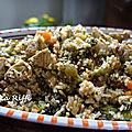 riz de derba ( rouz jerbi )/ plat tunisien