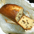 <b>Cake</b> rhum raisin