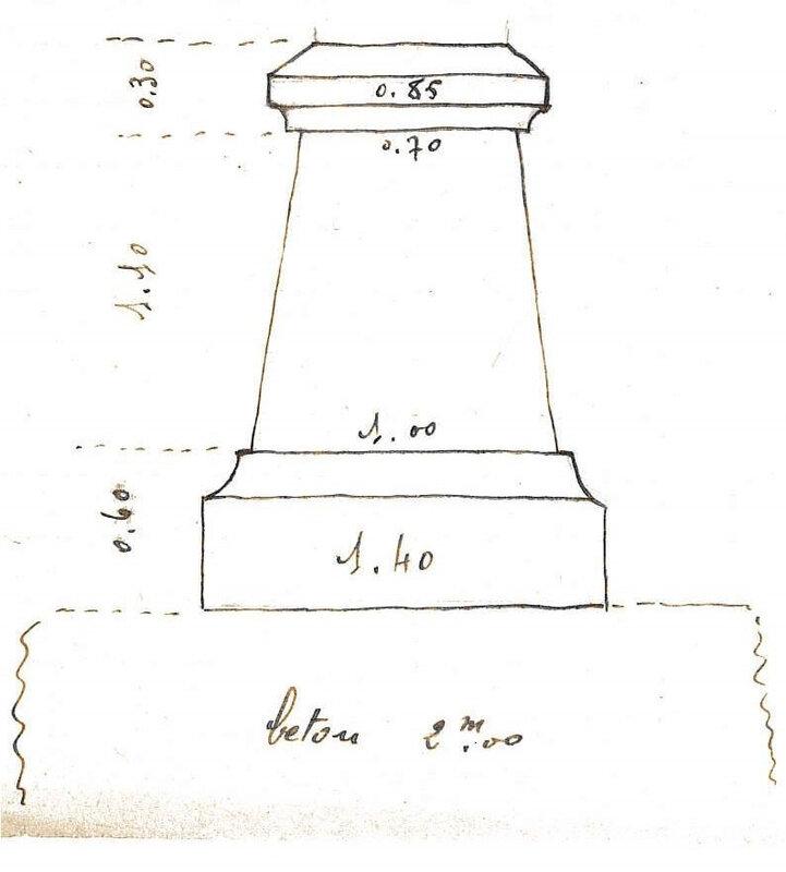 1927 09 28 Lienhard Offre Socle Poilu R2