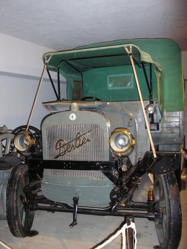 Un camion de la