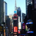 Time Square and Broadway
