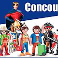 Jeu-concours : qui veut remporter un coffret playmobil-biscuits prince ?