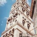 Croatie - Dalmatie, Lika et Zagorje (3/16). La Dalmatie gothique et l'influence de la Renaissance italienne.