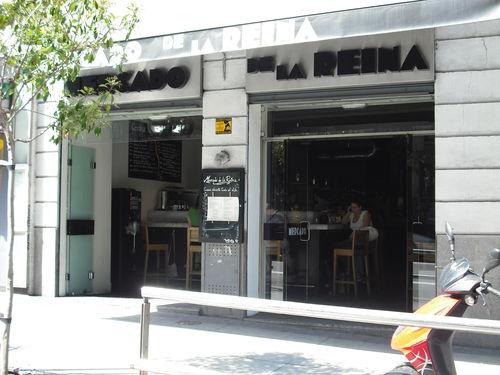 Madrid-Mercado de la Reina