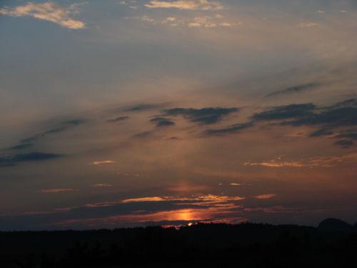 2008 05 06 Le coucher du soleil