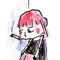 Punkette pensive
