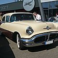 Oldsmobile 88 4door sedan 1956