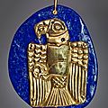 An Ancient Greco–Scythian Gold (Electrum) Ornamental Plaque, circa <b>6th</b> – <b>5th</b> <b>century</b> <b>BC</b>